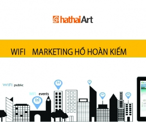 Wifi marketing Bờ hồ Hoàn Kiếm