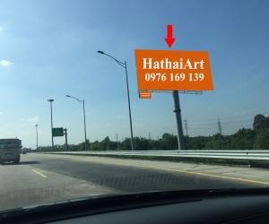 Biển quảng cáo Cao tốc Hà Nội - Hải Phòng - Quảng Ninh