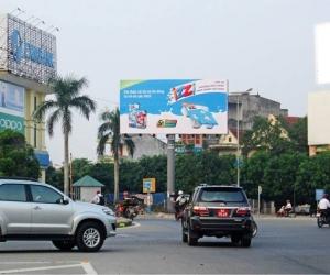 Quảng cáo cho khách hàng Sữa Hanoi Milk tại các tỉnh thành