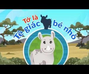 Sản xuất phim Tê giác bé nhỏ