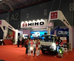 Tổ chức sự kiện cho HINO