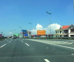Biển quảng cáo Vị trí: Võ Nguyên Giáp – Nhật Tân – Nội Bài