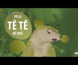 Sản xuất phim Tê Tê bé nhỏ