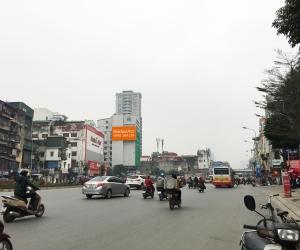 Biển quảng cáo Ngã tư Trường Chinh - Giải Phóng - Vọng